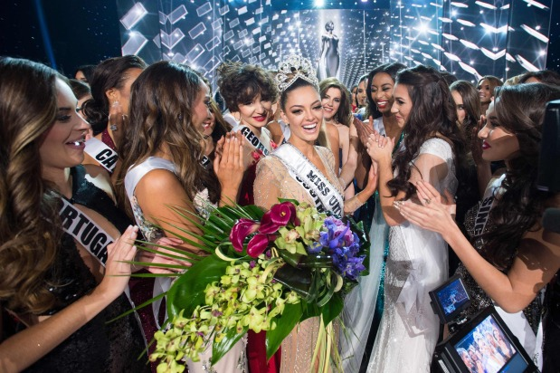 Celebs: South African who was carjacked after being crowned Miss South Africa wins Miss Universe