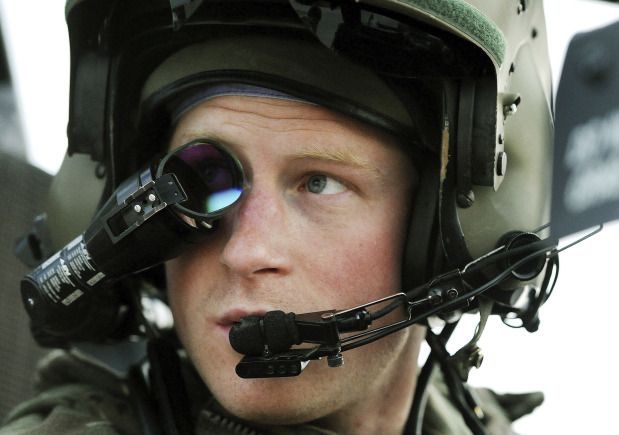 Celebs: IN PICTURES: Prince Harry's transformation over the years
