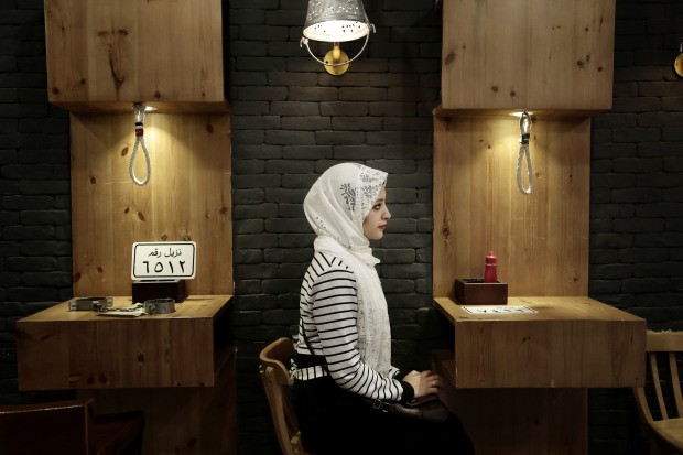 OMG: Prison-themed restaurant in Egypt draws in curious diners