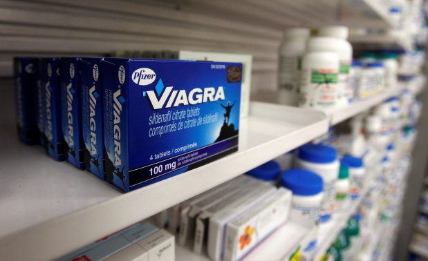 UK gives Pfizer world's first over-the-counter Viagra approval