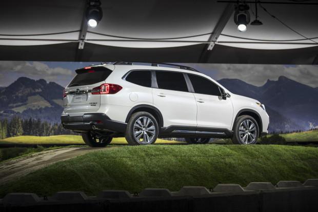 Motoring: PICTURES: SUVs are main attraction at Los Angeles Auto Show