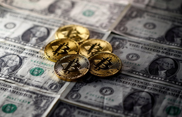 Bitcoin tops $10,000, taking 2017 gains to 940 per cent