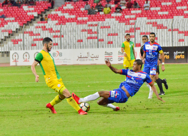 Manama hit back to hold Malkiya