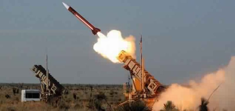 Saudi air defence intercepts ballistic missile