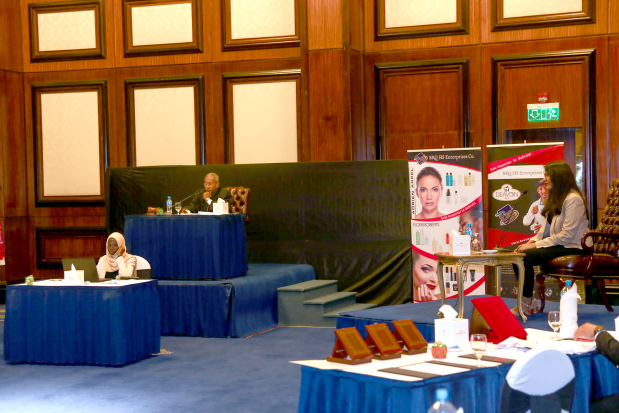 Photo Gallery: Toastmasters Club stage court room drama