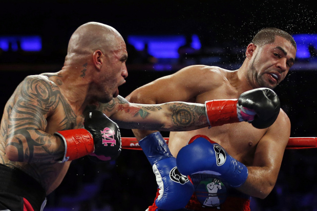 Cotto's farewell bout ends in unanimous decision loss to Ali