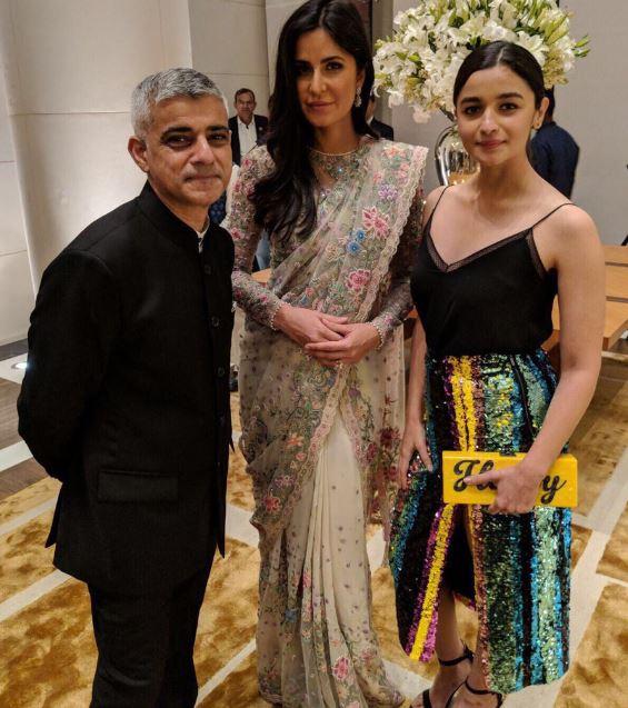 Bollywood: SRK, Katrina, Amitabh dazzle at star-studded Ambani bash for London mayor