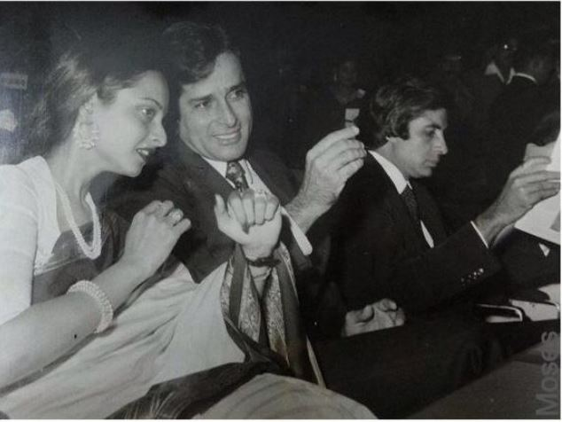 Bollywood: Rare Photos and anecdotes: Celebrating the life of the charming Shashi Kapoor