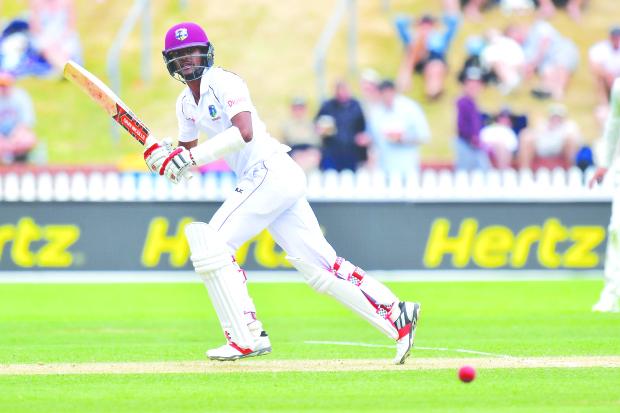 Brathwaite leads Windies survival battle