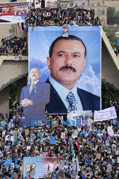 Reports: Houthi ex-president Ali Saleh said to be killed in Yemen