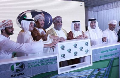 Karwa to set up first bus assembly plant in Oman