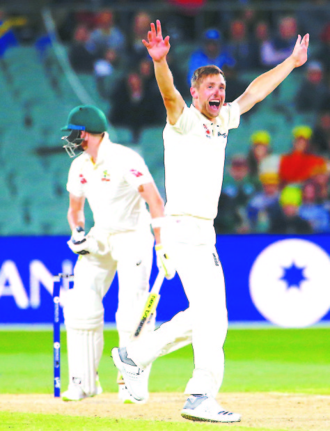 Ashes Test: England strike back after conceding big lead