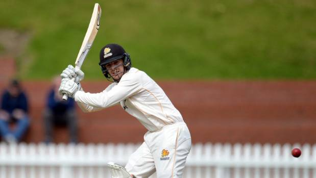 Blundell retains spot for second Windies Test