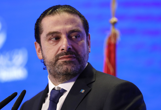 Lebanon PM Hariri rescinds resignation