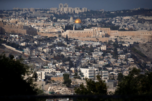 Arab, Muslim opposition building to any US nod on Jerusalem