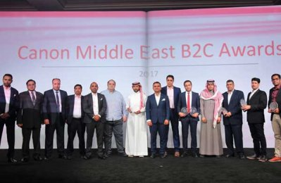 Canon Middle East honours channel partners in Saudi