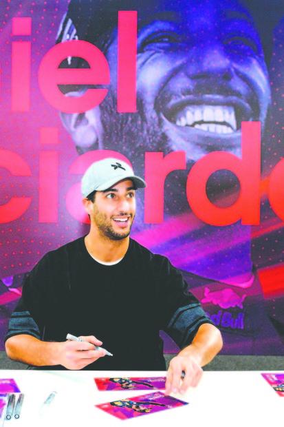 Ricciardo is F1's 'pass master'