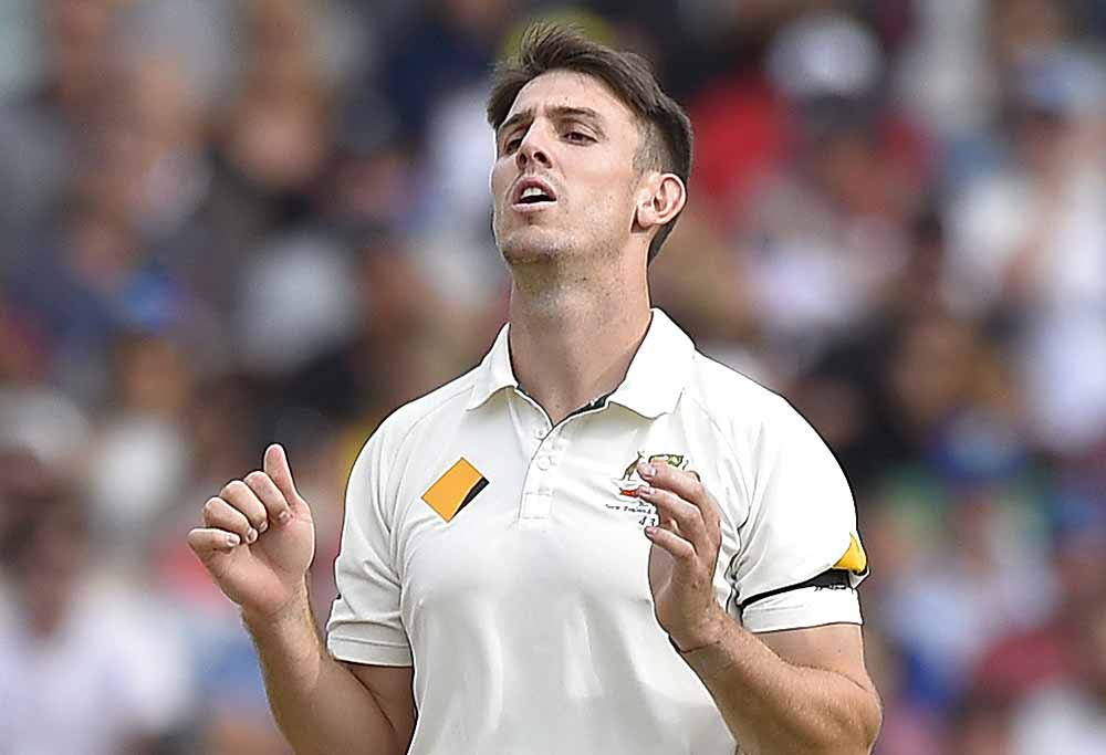 Mitchell Marsh gets call for third Test