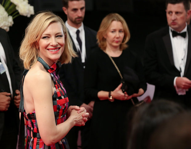 Celebs: From Cate Blanchett to Sonam Kapoor: Stars light up the red carpet at DIFF
