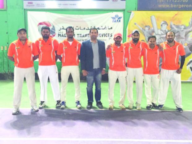 Magnum Travels beat Kudla in IPL event