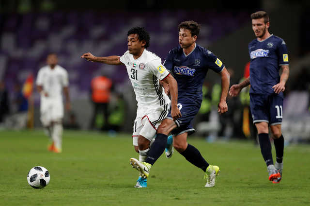 Club World Cup: Al Jazira off to hot start