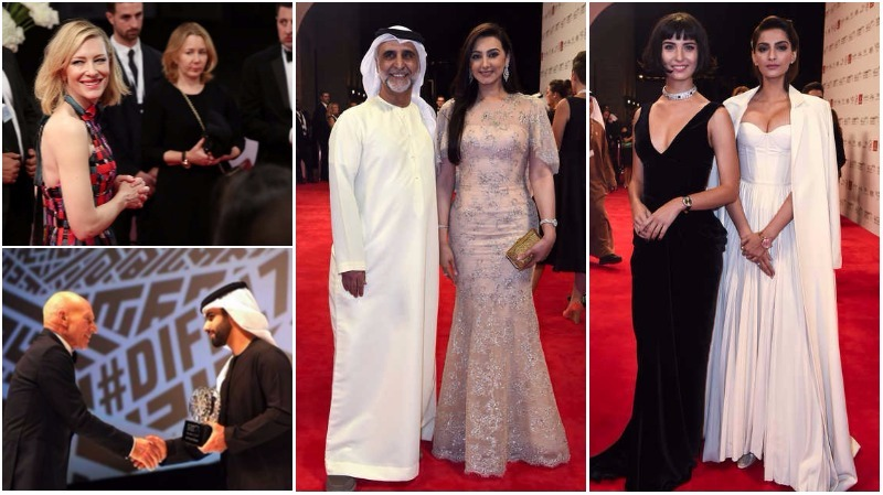 From Cate Blanchett to Sonam Kapoor: Stars light up the red carpet at DIFF