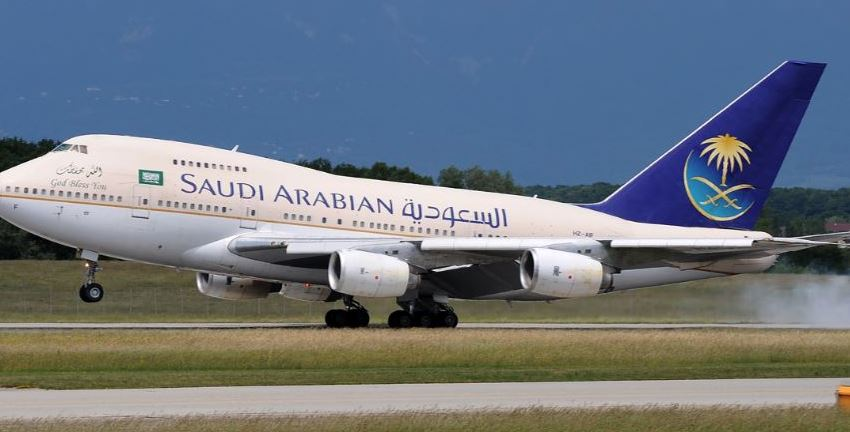 New York bound Saudi plane returns to Jeddah airport