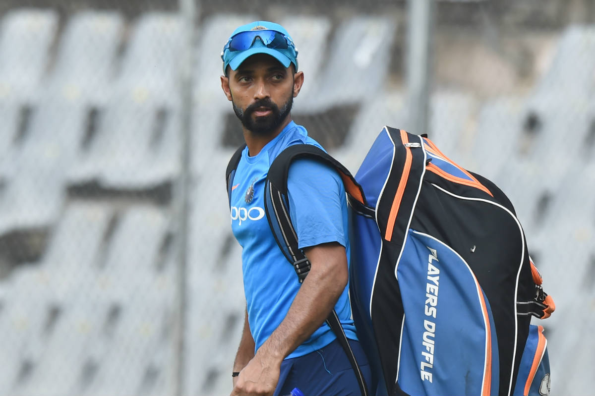 Ajinkya Rahane aims to regain form in ODI series