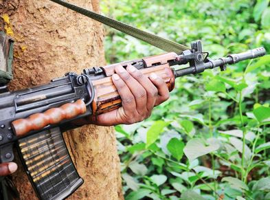 Indian trooper opens fire, kills four comrades