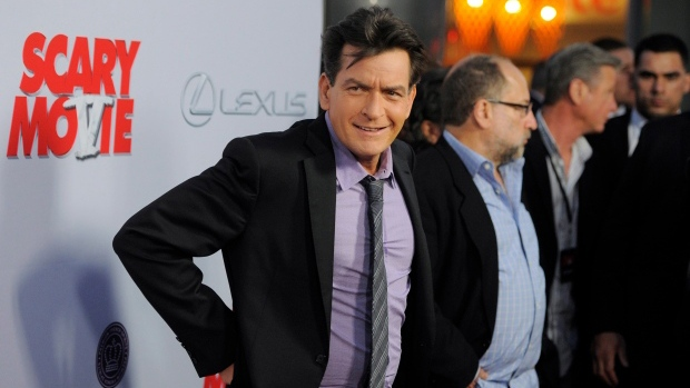 Charlie Sheen sues tabloid over assault allegation