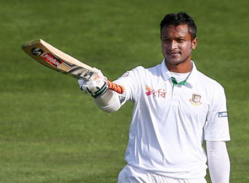 Shakib named Bangladesh Test captain