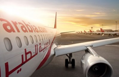 Air Arabia receives top award