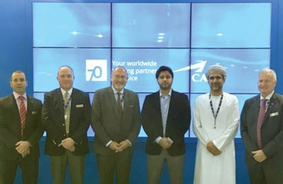 CAE to support Oman Aviation Academy