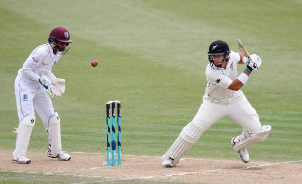 West Indies face record target as Taylor posts NZ best 17th ton