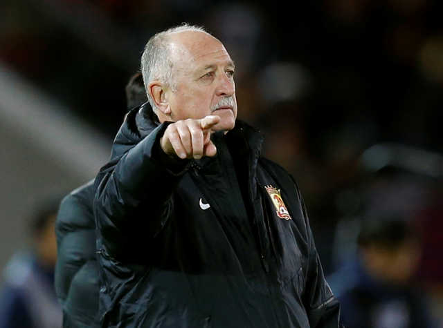 Australia eye Scolari for a World Cup job