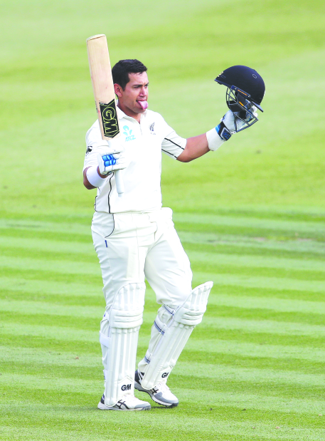Series sweep in sight for Kiwis