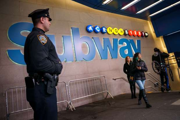 Authorities say bomber mocked Trump before subway attack