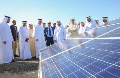 Al Rawdah becomes first solar powered poultry farm in UAE