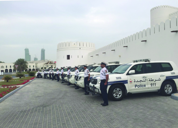 Police patrol vehicles to be equipped with new hi-tech systems