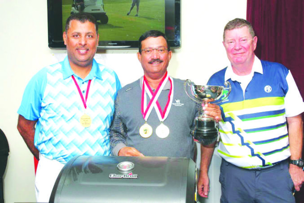 Al Noaimi bags Russell Cup title