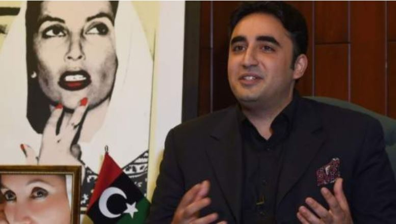 Benazir Bhutto's son Bilawal strives to reclaim his mother's political mantle