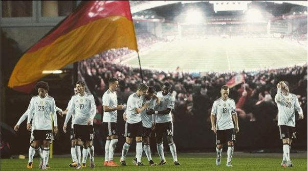 German players offered 350,000 euro bonus to win World Cup