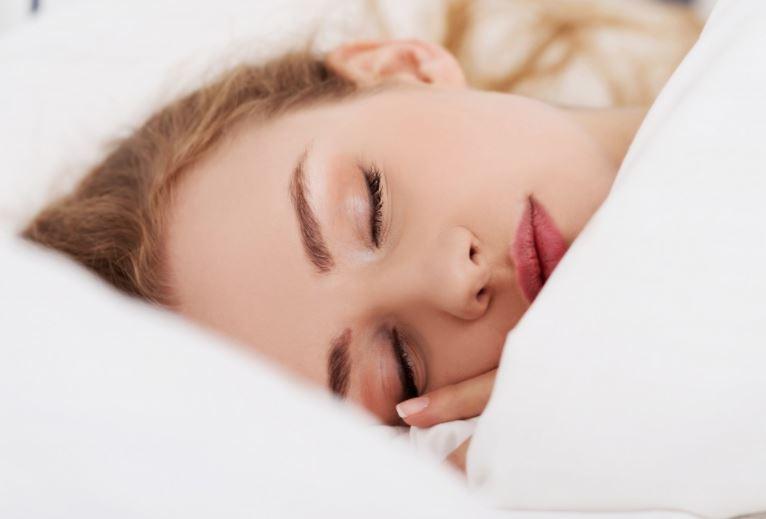 The beauty of sleep...