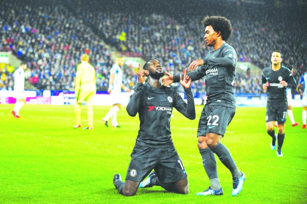 English Premier League: Chelsea notch fine victory