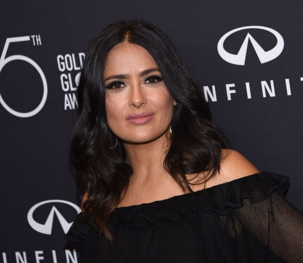 Salma Hayek says rebuffing Weinstein led to nightmare on 'Frida'