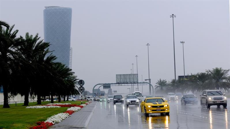 Weekend Weather Alert: Al Ain and Abu Dhabi brace for storm