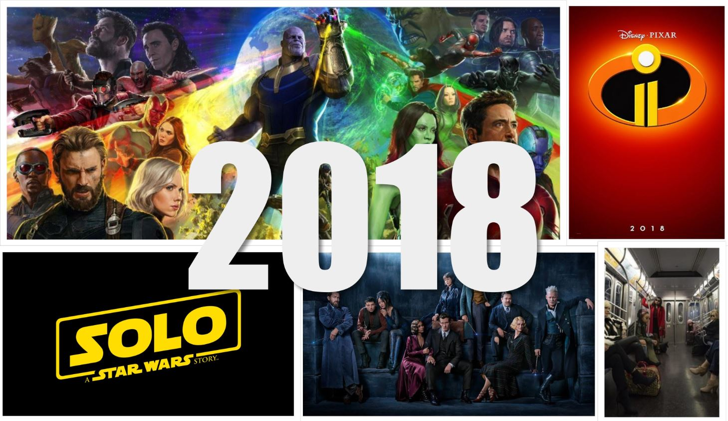 Hollywood: Top 10 movies to look out for in 2018
