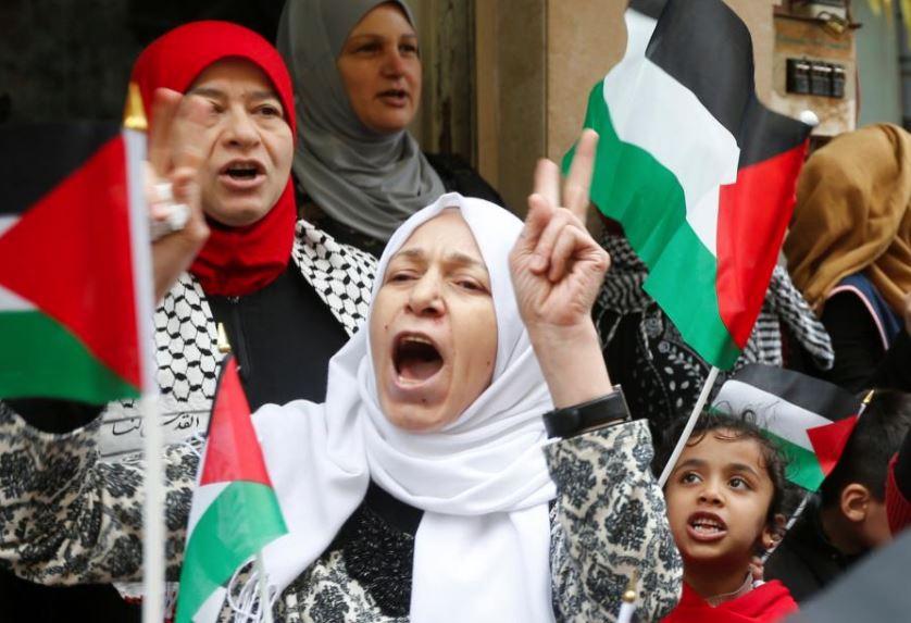 Trump's embassy move 'has derailed peace process'