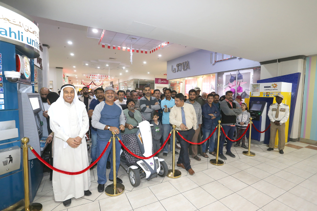 Photo gallery carrefour officially opens at bahrain mall - Carrefour head office uae ...