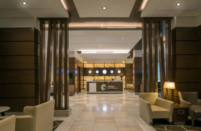 Ahlan Business Class Lounge wins top award